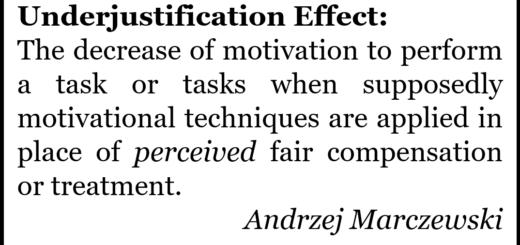 Underjustification Effect 520x245 Underjustification Effect