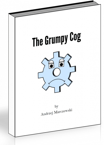 Grumpy cog 3d 1 360x500 No Black Friday Sale Here