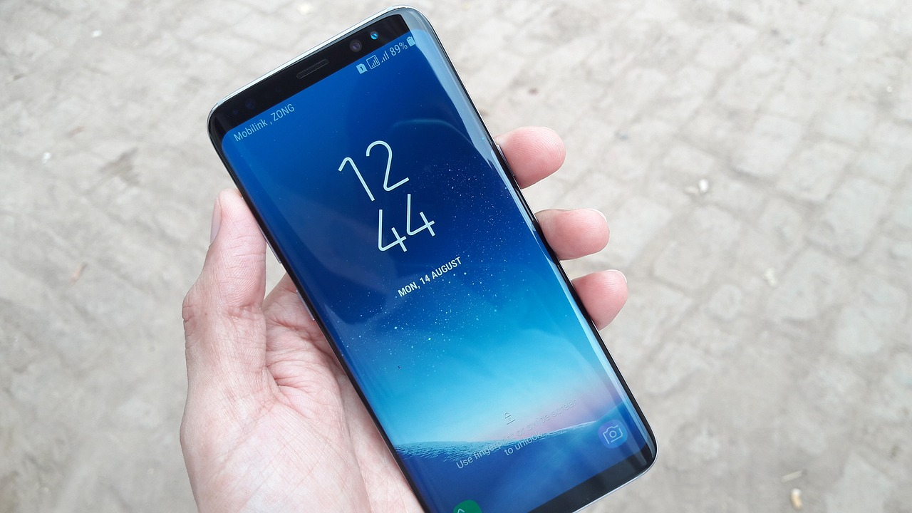 Samsung galaxy s8 2643381 1280 Moving from iPhone iOS to Android Samsung S8