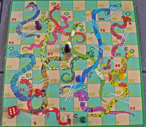 Snakes and ladders1 500x436 Snakes and ladders1