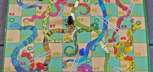 Snakes and ladders1 520x245 Snakes and Ladders Gamification Hell or Heaven