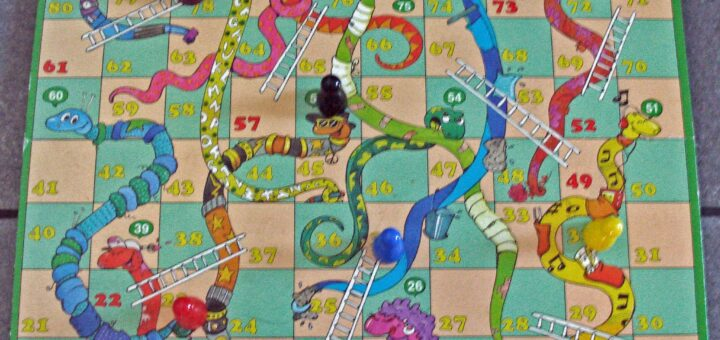 Snakes and ladders1 720x340 Snakes and Ladders Gamification Hell or Heaven