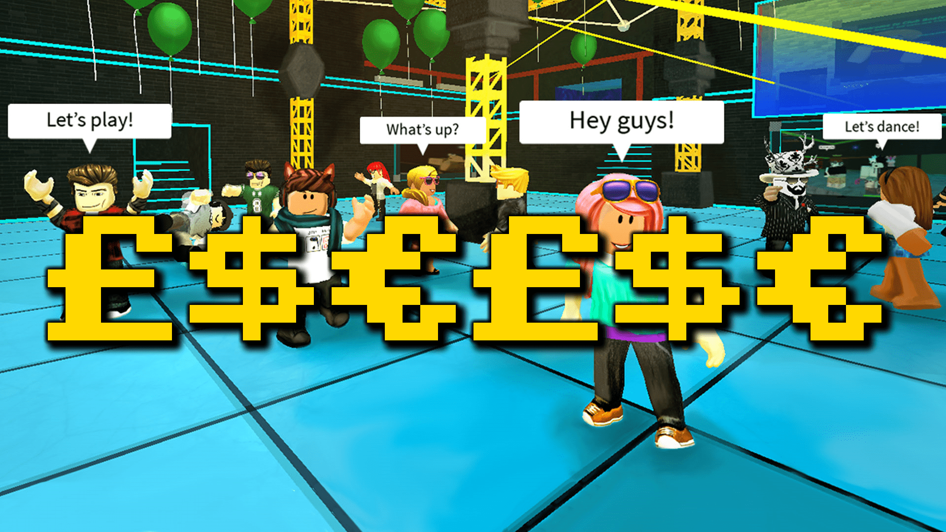 Roblox Teaching the Value of Money with Games