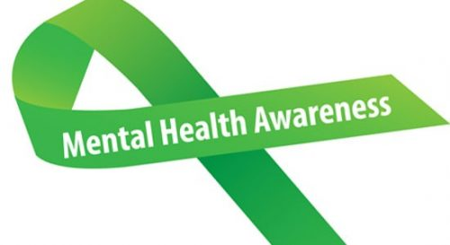 Mental Health Awareness Green Ribbon Picture 500x273 My Mental Health and How Gamification Has Helped