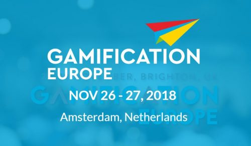 Gamification Europe 500x291 Gamification Europe