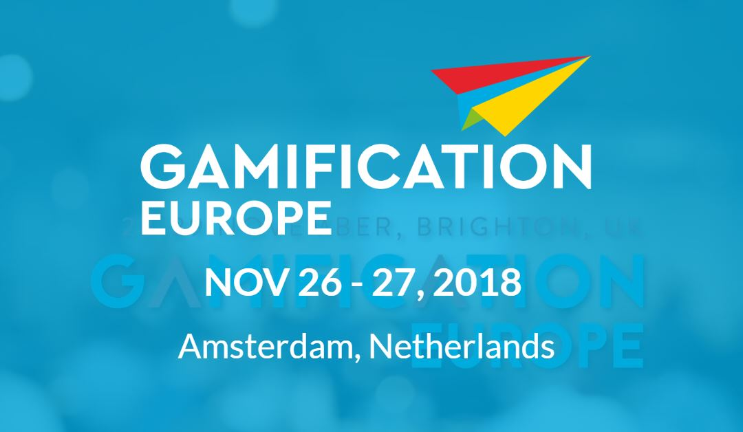 Gamification Europe I 8217 m Speaking at Gamification Europe 8211 Come Watch with 10 off
