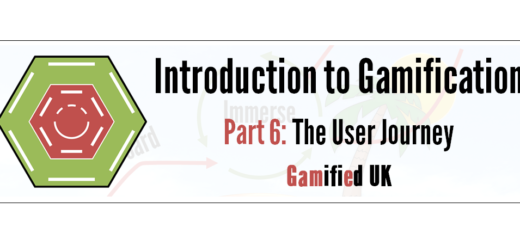 Intro to Gamification Part 6 520x245 Introduction to Gamification Part 6 The User Journey