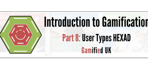 Intro to Gamification Part 8 520x245 Introduction to Gamification Part 8 User Types