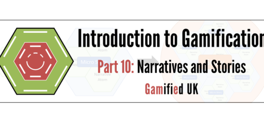 Intro to Gamification Part 10 520x245 Introduction to Gamification Part 10 Narrative
