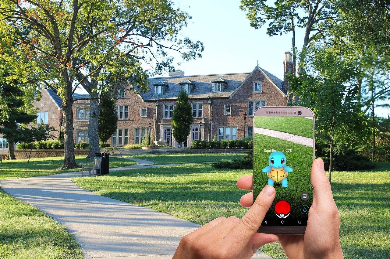 Pokemon go 1579272314 Analogue vs Digital Gamification